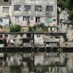 waterside slums